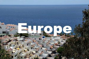 Disabled Holidays in Europe