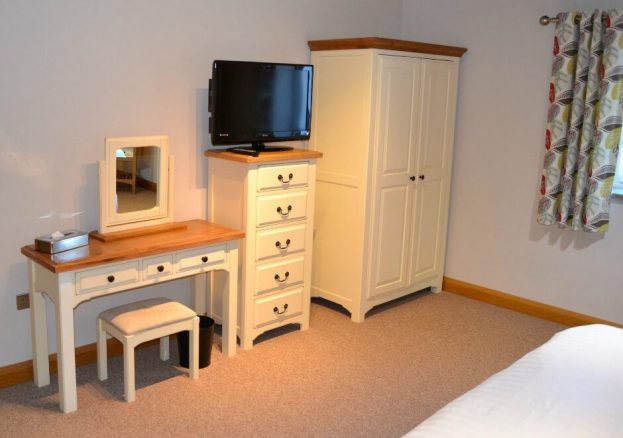 Bedroom Furniture in The Stables Farmhouse Cottage