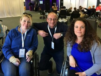 Motability guest of Honour