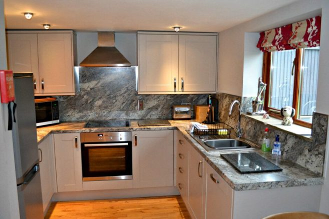 Accessible Kitchen in Elm Cottage