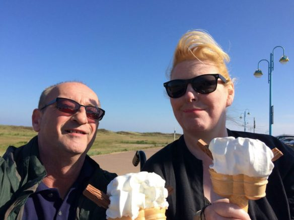 A Wheelchair Friendly Day Out in Skegness