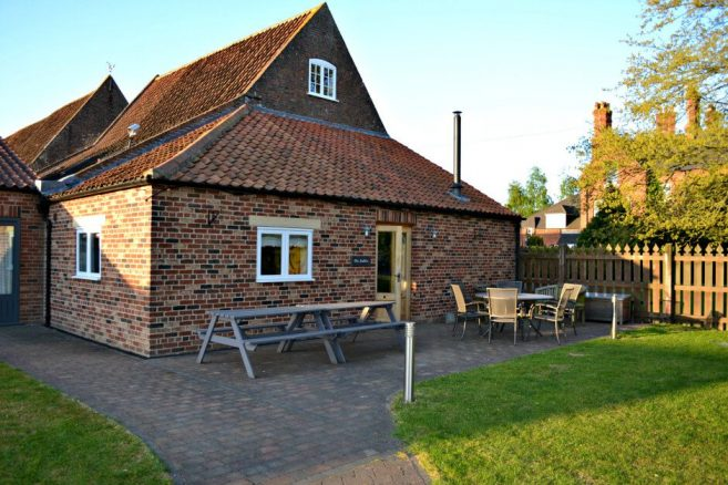 The Stables Holiday Cottage at Elms Farm