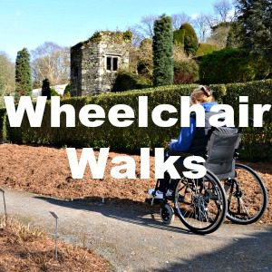 Walks with Wheelchairs