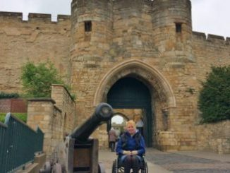 Days Out in Lincoln Castle