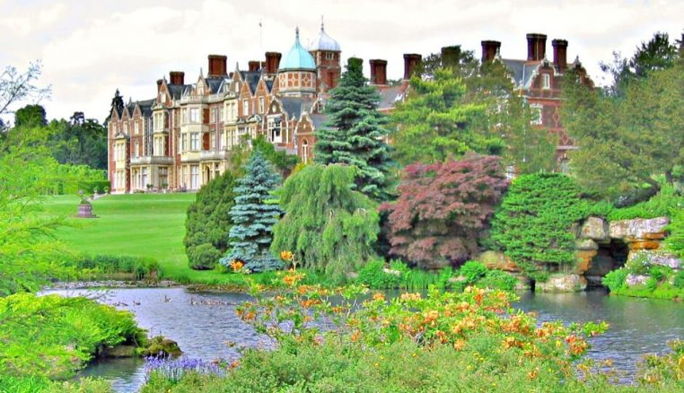 Sandringham Estate in Norfolk
