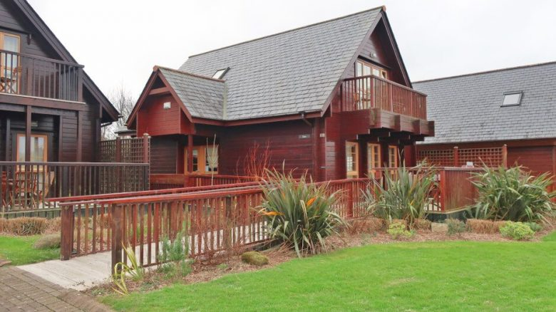 Scandinavian Style Holiday Let in Cornwall