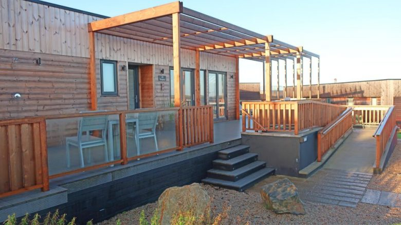 Wheelchair Accessible Holiday Lodge in Cornwall