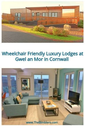 Wheelchair Friendly Holidays at Gwel an Mor in Cornwall