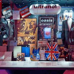 British Music Experience in Liverpool