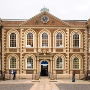 The Bluecoat Gallery in Liverpool