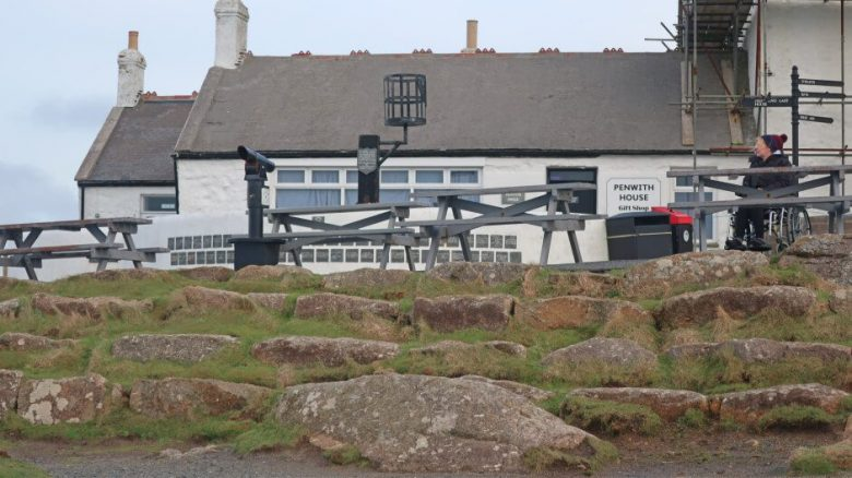 Pub and Gift Shop in Land's End