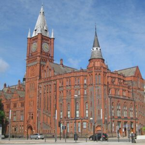 Victoria Gallery and Museum in Liverpool