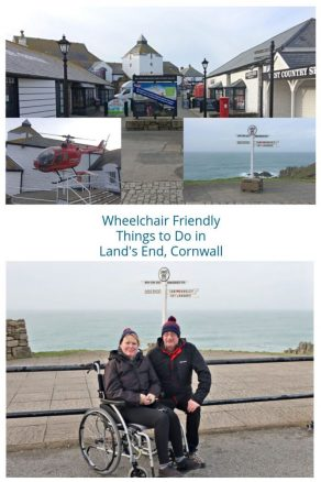 Days Out at Land's End in Cornwall